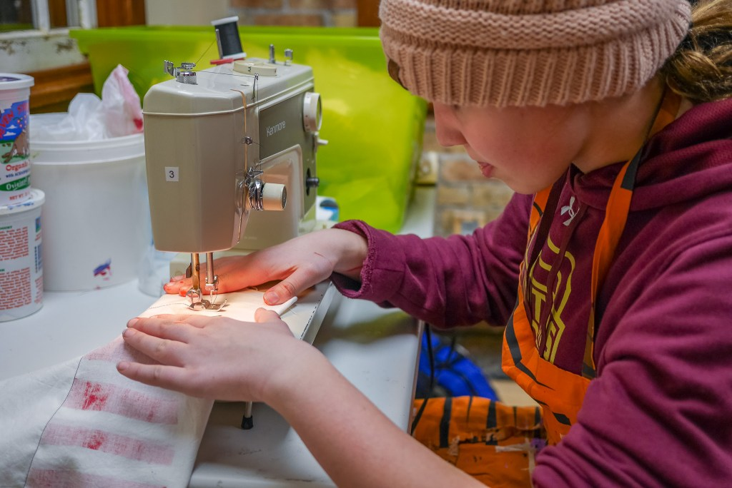 Handcrafting Camp at the Duluth Folk School