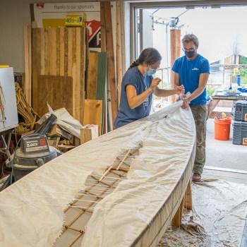 Canoe Build July 2021-157