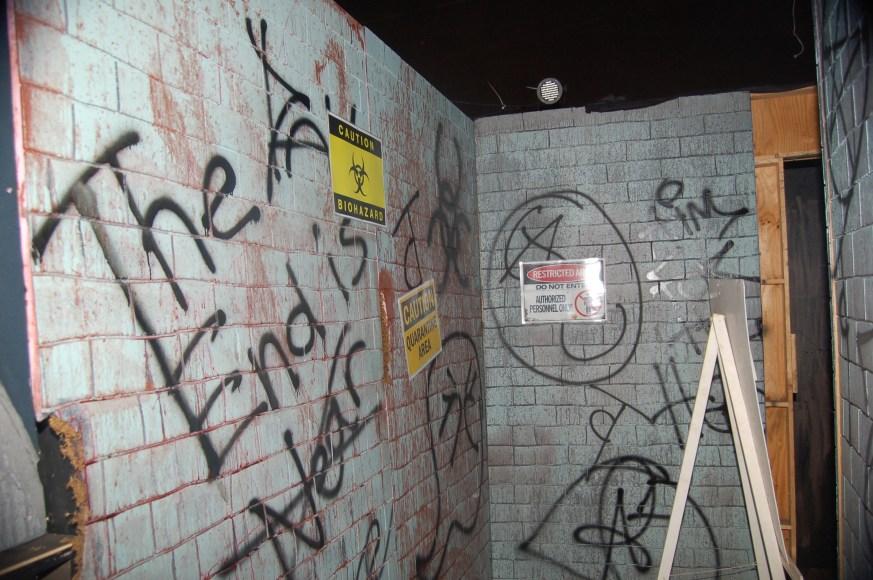 Grafitti Hall