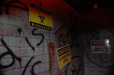 Subway Hallyway Red_White