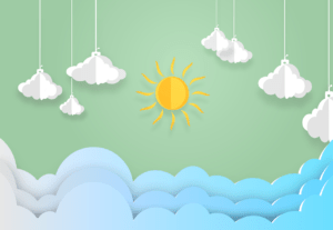 Clouds Sun Sky Paper Sunlight Day  - Syaibatulhamdi / Pixabay