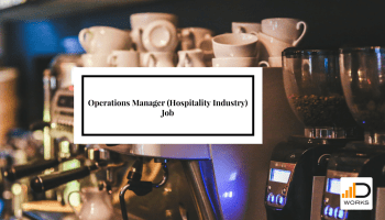 Job Opening - Restaurant Manager in Nairobi - Duma Works Blog