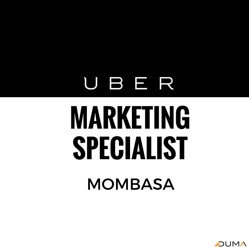 Job Vacancy  Marketing Specialist In Mombasa  Duma Works Blog
