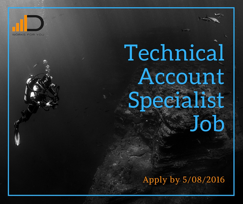 Technical Account Specialist