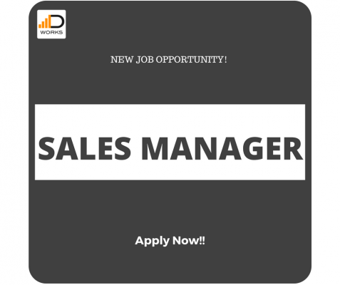 Apply for the Sales Manager