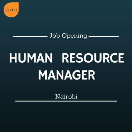 Apply for HR Manager role