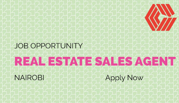 Apply now for your dream job with Chandaria Properties as a real estate sales agent in Nairobi