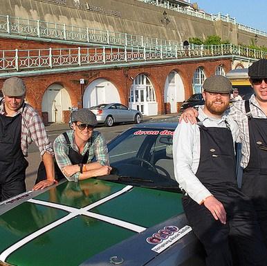 Dumball 2010 Brighton - Sicilly