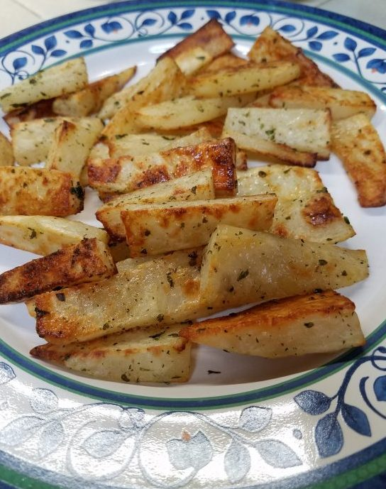 Healthy Oven French Fries