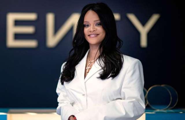 Rihanna Announced As The World's Wealthiest Female Musician