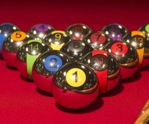 chrome-billiard-balls