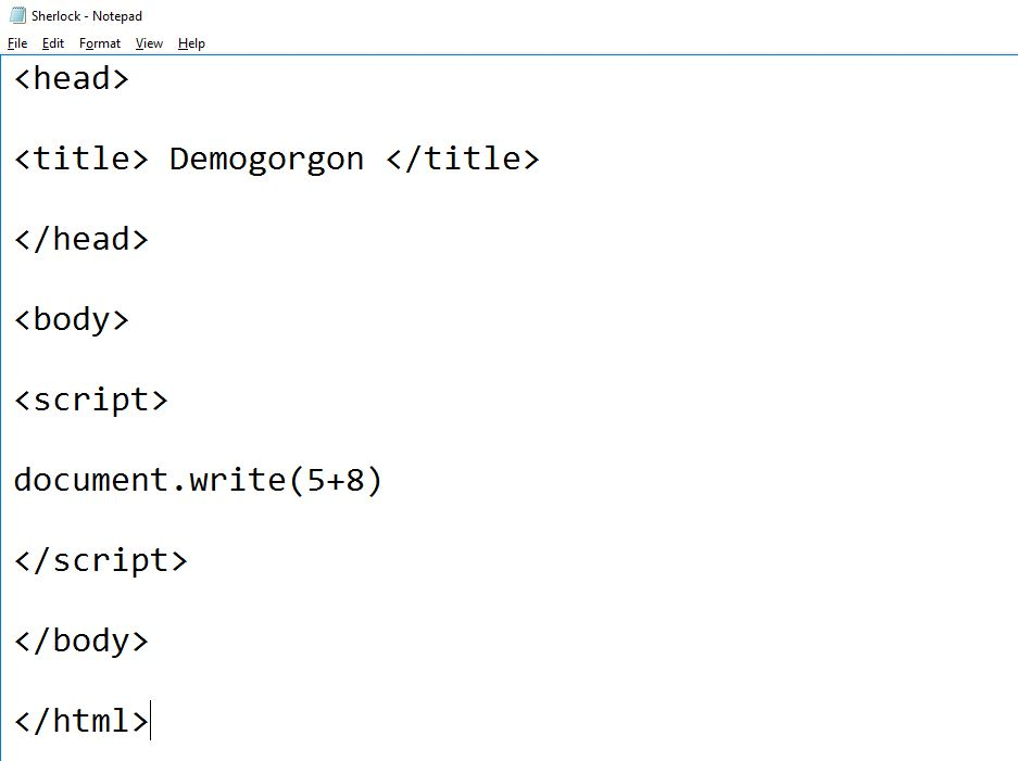 javascripting to display addition of numbers