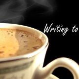 how to write to a file in Java coffe mug