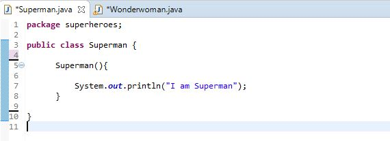 image of Superman Constructor