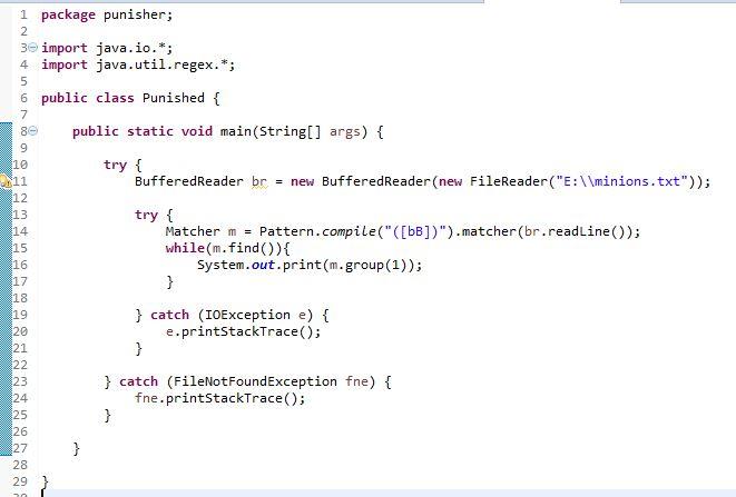 Regex In Java Regular Expression Java Tutorial Dumb IT Dude Unique Java Pattern Compile