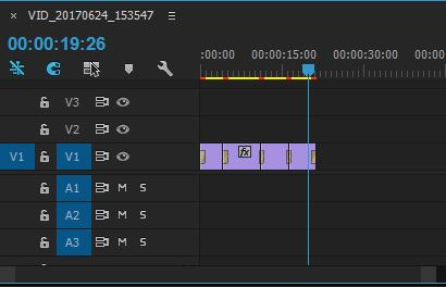 Fading Transitions on all clips in premiere pro