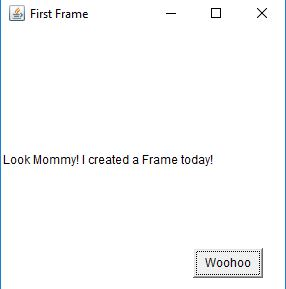 frame example in java gui awt