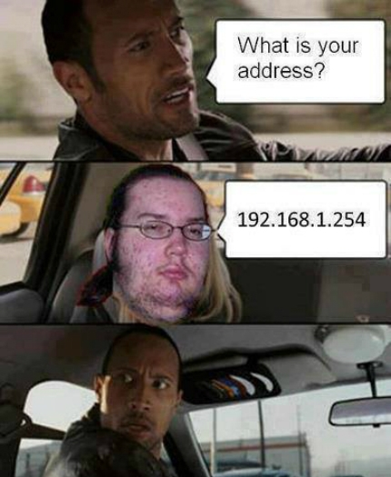 ip address meme for java