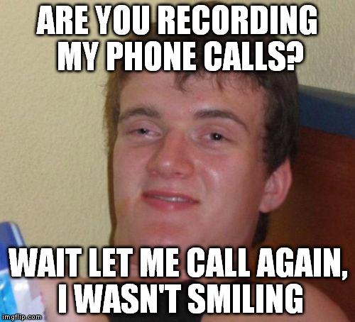recording meme