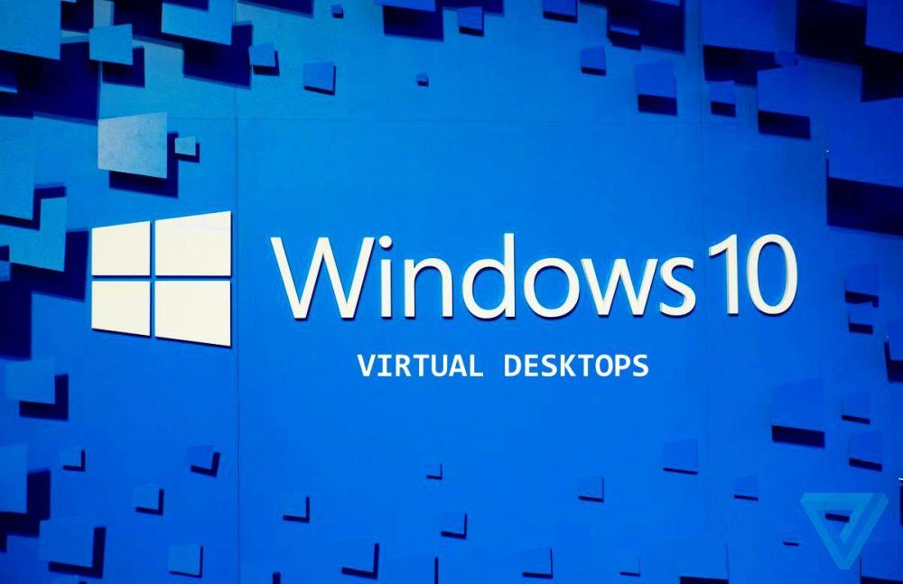 Windows 10 Virtual Desktop Shortcut   Windows 10 Multiple