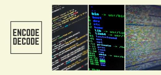 encode decode wallpaper