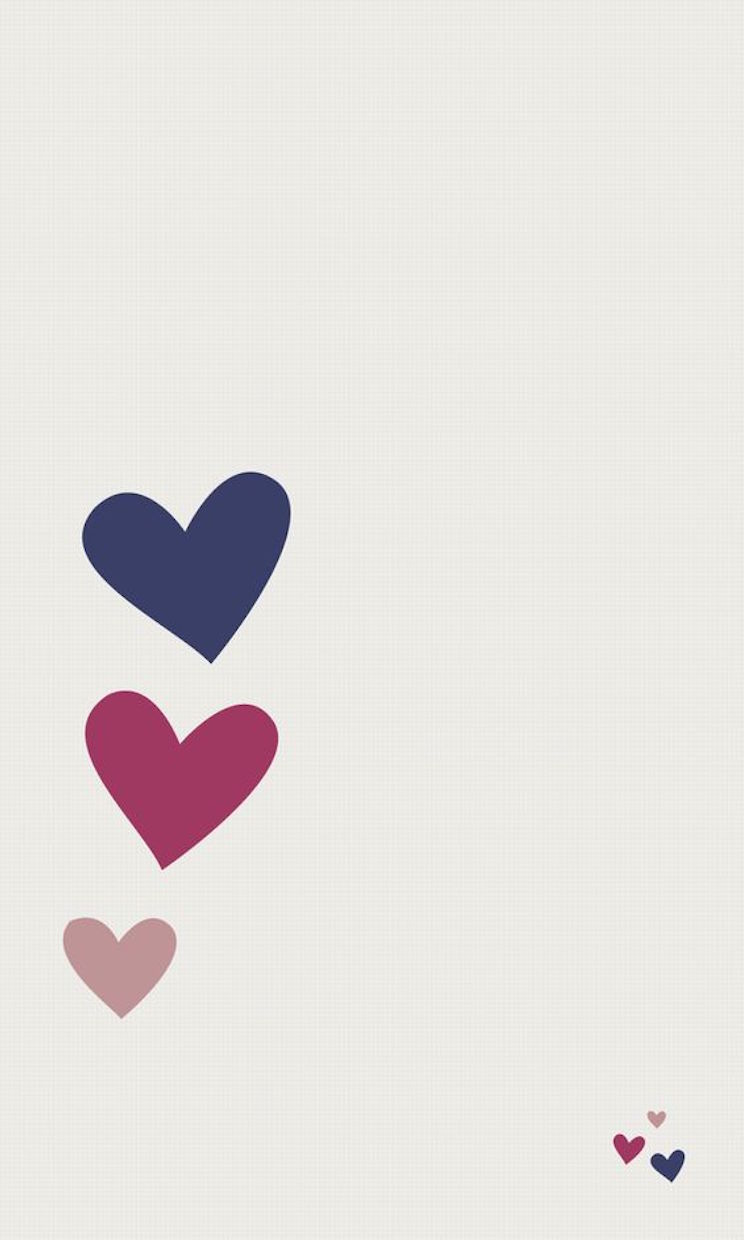 Hearts cool whatsapp wallpaper