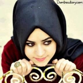 muslim hijab girl dp face
