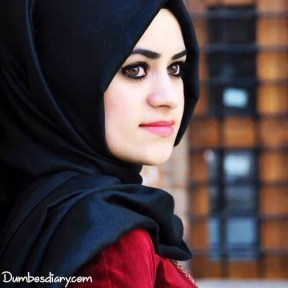 beautiful muslim hijab girl dp