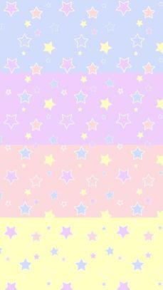 stars multi color whatsapp wallpaper