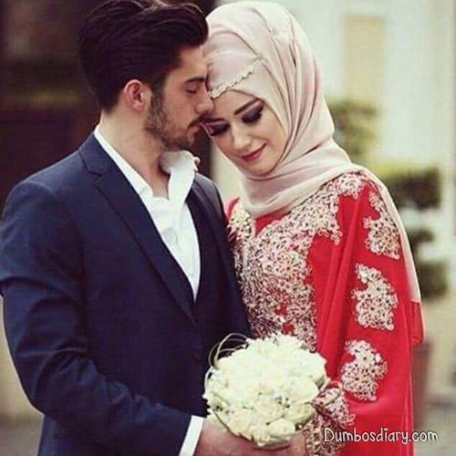 newly-wedding-couple