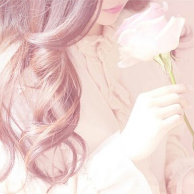 cute-girl-with-pink-rose