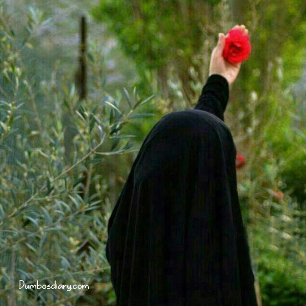 Cool Profile Pictures of Muslim Girls with Hijab or Hidden ...