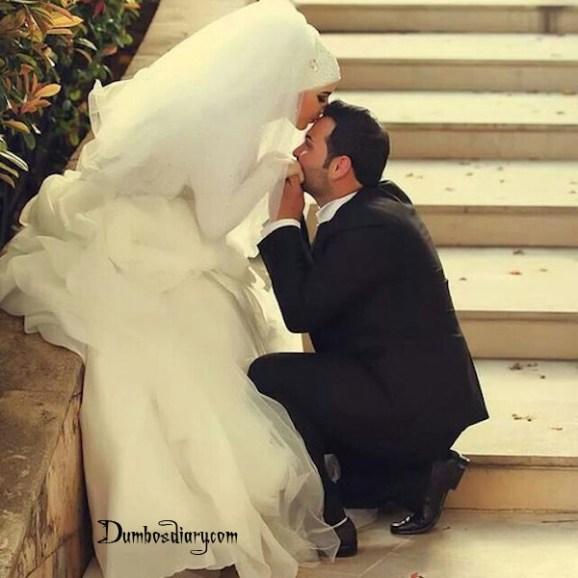 Adorable kiss love couple