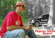 dumb passive income report july 2015
