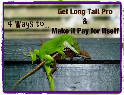 Get Long Tail Pro - Make It Pay for Itself