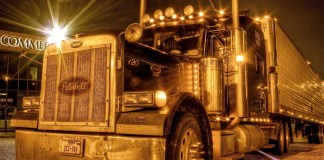 multi millionaire truck driver