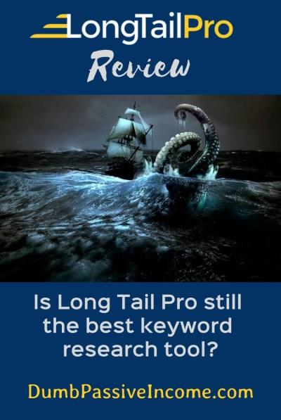 Long Tail Pro Review - Pinterest