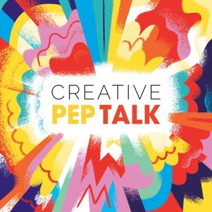 Creative Pep Talk with Andy J Miller