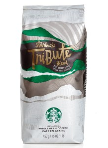 Starbucks Bag of Coffee Design by victor Melendez