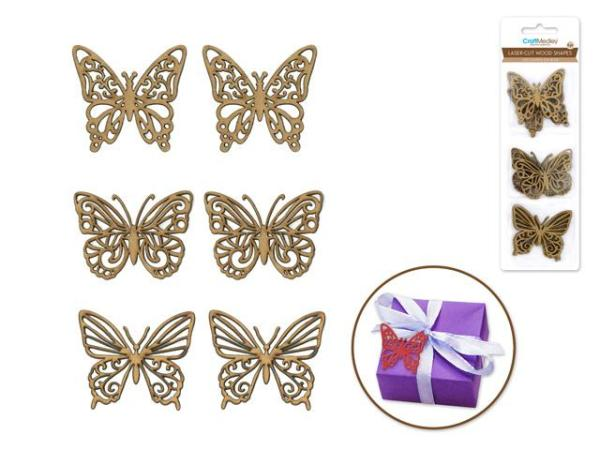 ORNAMENTOS BUTTERFLY