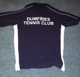 DTC Junior Polo with Club on Rear