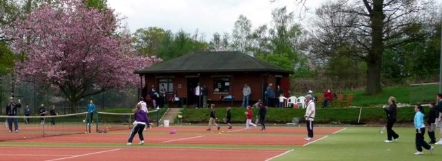 2009 Dumfries Tennis Club Open Day