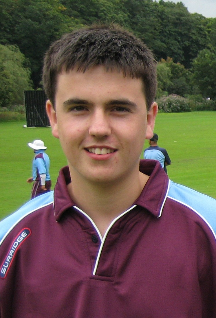 Man of the Match: Chris Bellwood who scored 93 not out for APD Dumfries