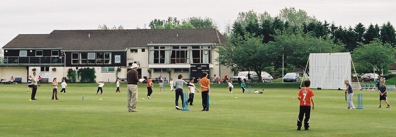 Primary teams in action at Nunholm