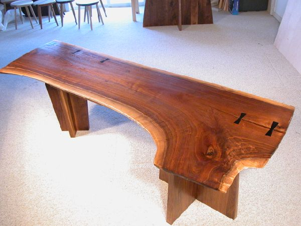 Custom Natural Edge Furniture: By Dumond's Custom Furniture