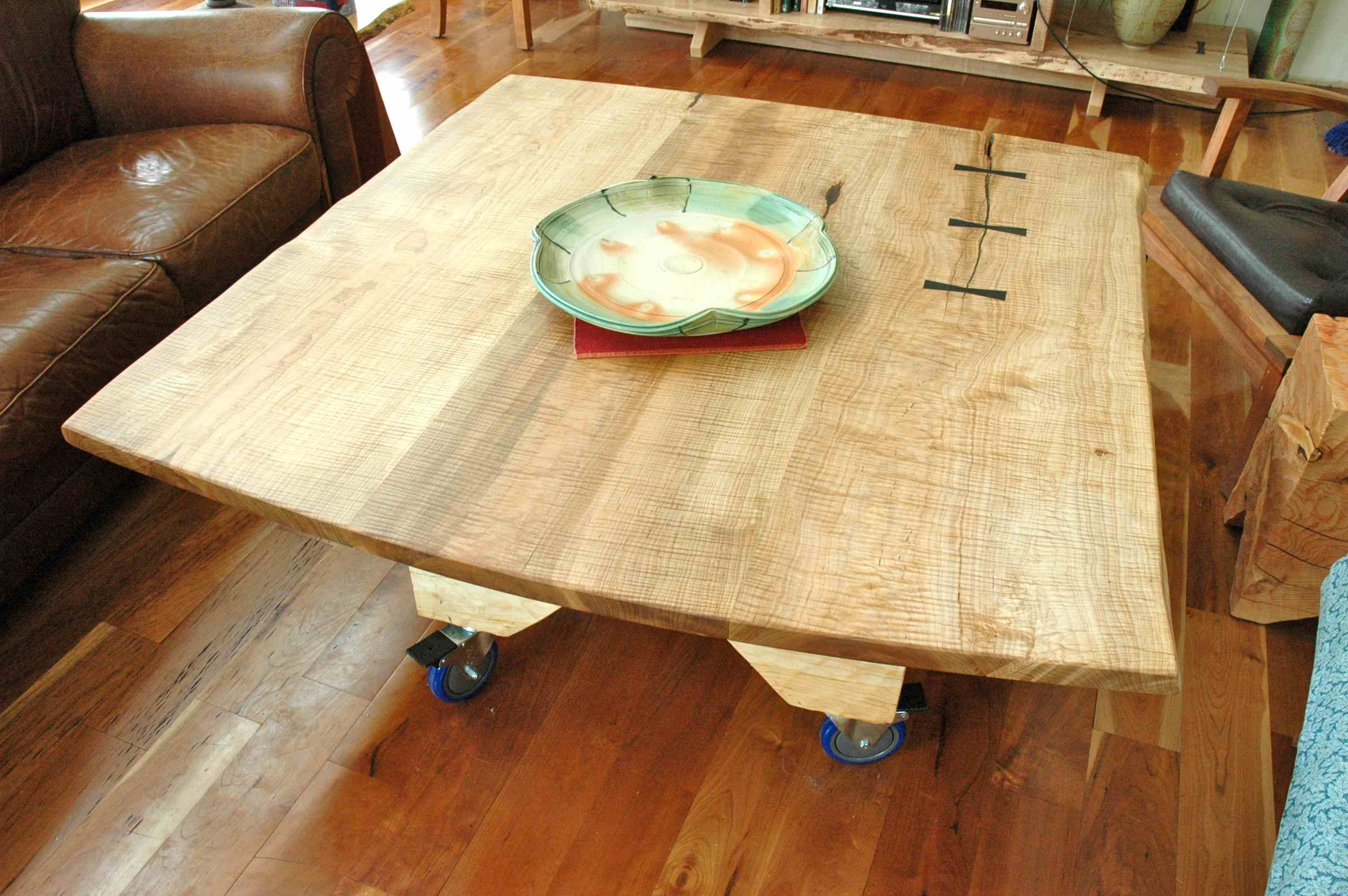 Maple Dining Tables Handmade By Dumonds Custom Wood