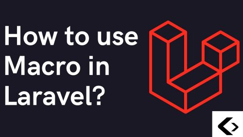 How to use Macro in Laravel?