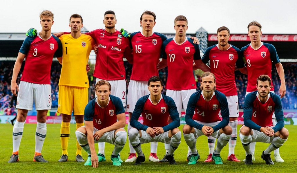Dream Team Norway na UEFA EURO