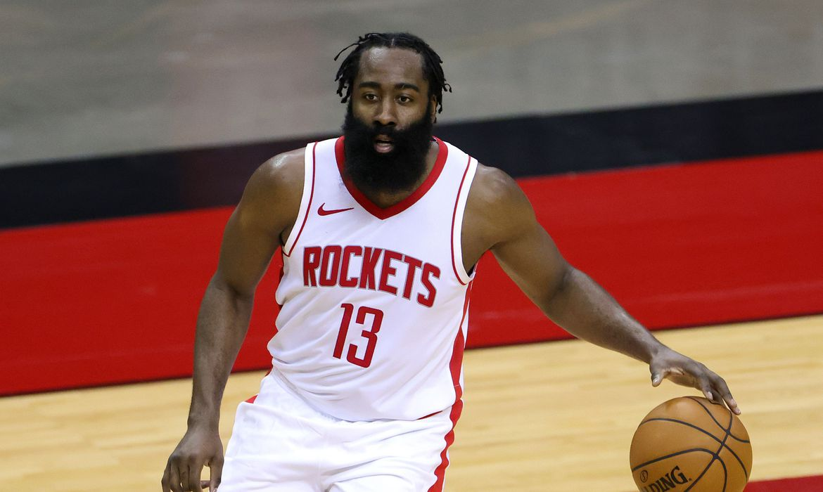 James Harden deixa o Houston Rockets para jogar no Brooklyn Nets