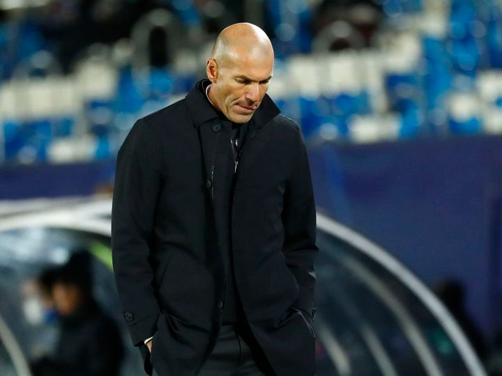 Zidane é diagnosticado com o novo coronavírus, diz Real Madrid